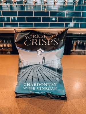 Yorkshire Crisps - Chardonnay Wine Vinnegar