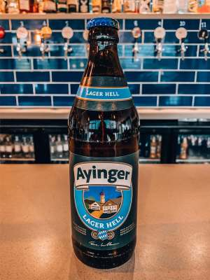 Ayinger - Lager Hell