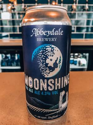 Abbeydale - Moonshine - Pale Ale - 4.3% (440ml Can)