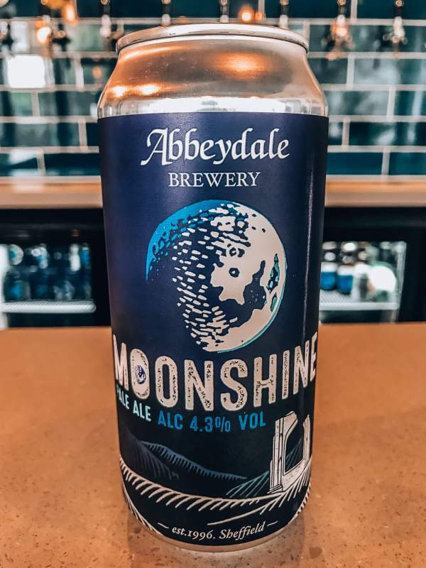 Abbeydale - Moonshine - Pale Ale - 4.3% (440ml Can)