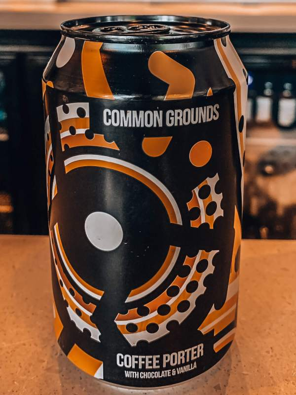 Magic Rock - Common Grounds (5.4%)