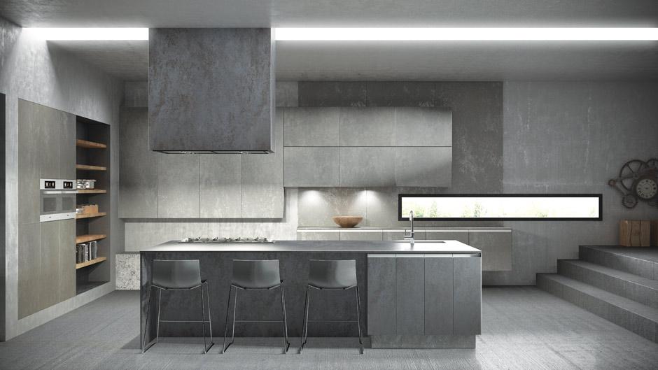 Modern Kitchens True Handleless Kitchens Designer Kitchens