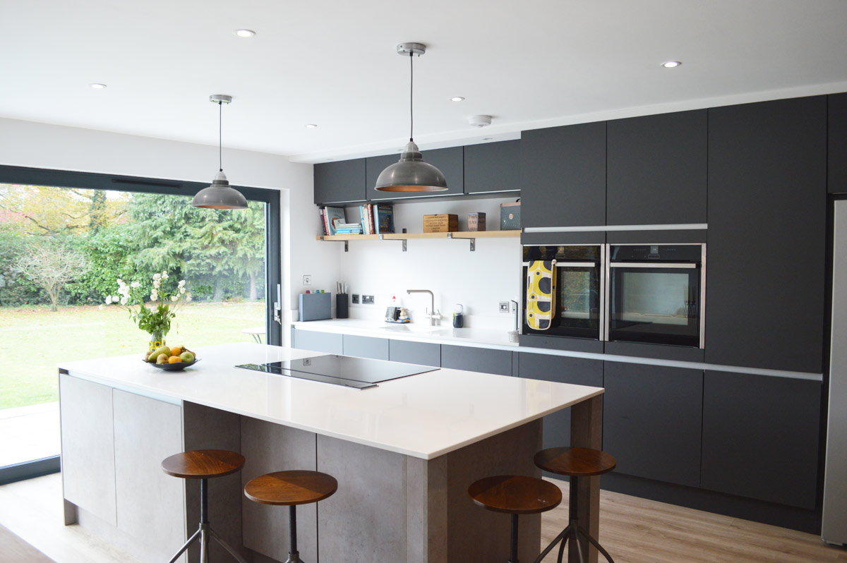 Modern Kitchen Colours And Designs