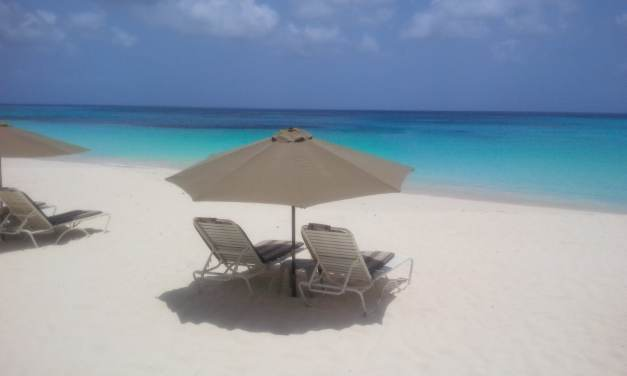 Anguilla Ferry and Car Adventure