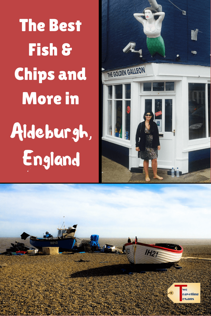 Get suggestions for what to do in Aldeburgh, England including one of the best fish & chips places anywhere, art galleries, afternoon tea, shopping & more.