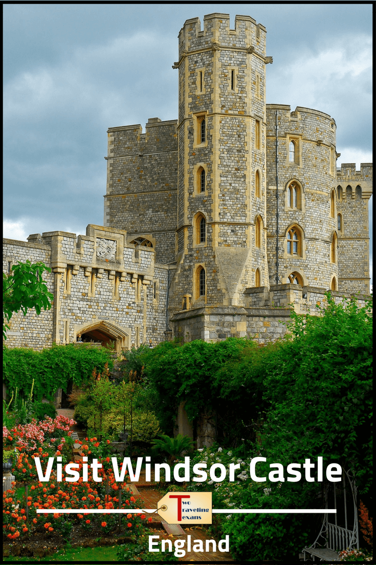 Find out why you must visit Windsor Castle, the Queen's weekend home. Go on the self-guided audio tour inside Windsor Castle, England.  It's easy to do a day trip to Windsor Castle from London.  Click for more details. | Windsor Castle interior | Windsor Castle Art | Windsor Castle Chapel #windsorcastle #daytripfromlondon #windsorengland #royalfamily