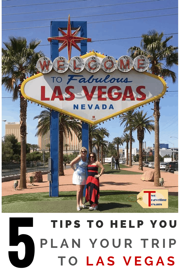 A travel blog that provides practical tips for planning a trip to Las Vegas. | Travel | Trip Planning | Travel Tips | Budget Travel Tips