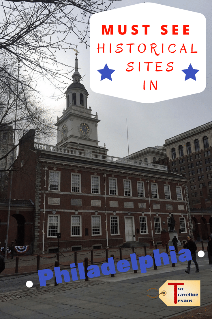 A travel blog about visiting Independence Hall and the Liberty Bell and learning more about history in Philadelphia, Pennsylvania.
