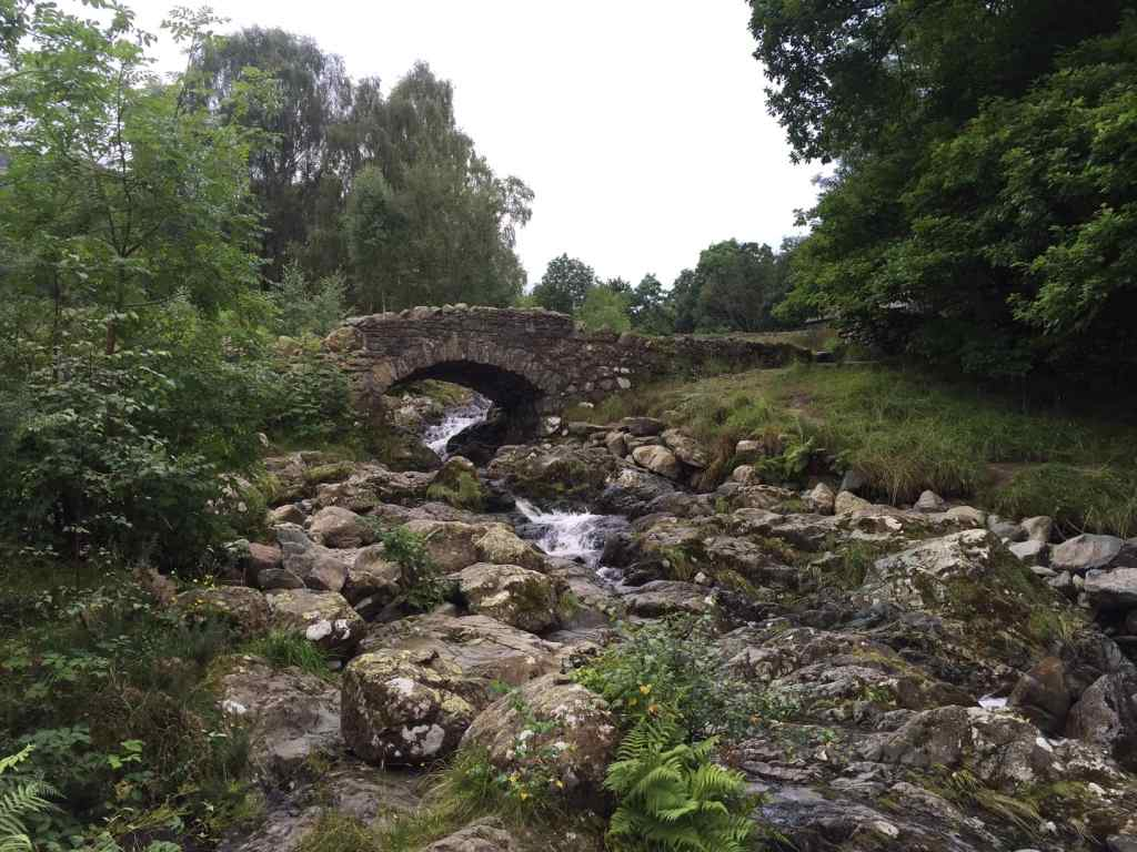 """The very photogenic Ashness Bridge - """"An Introduction to England's Lake District"""" - Two Traveling Texans"""