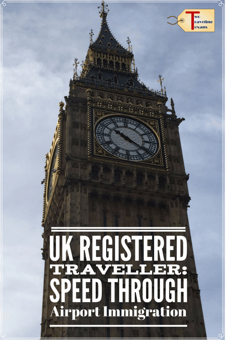 Find out if it is worth it for a US citizen to join the UK Registered Traveller Program to get through airport immigration. | Air Travel
