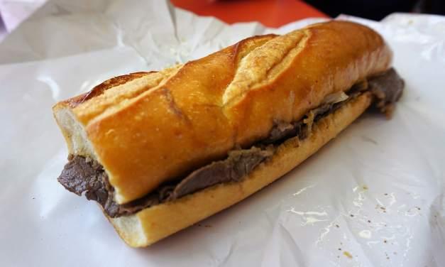 Taste Test: Pat's Vs Geno's Cheesesteaks