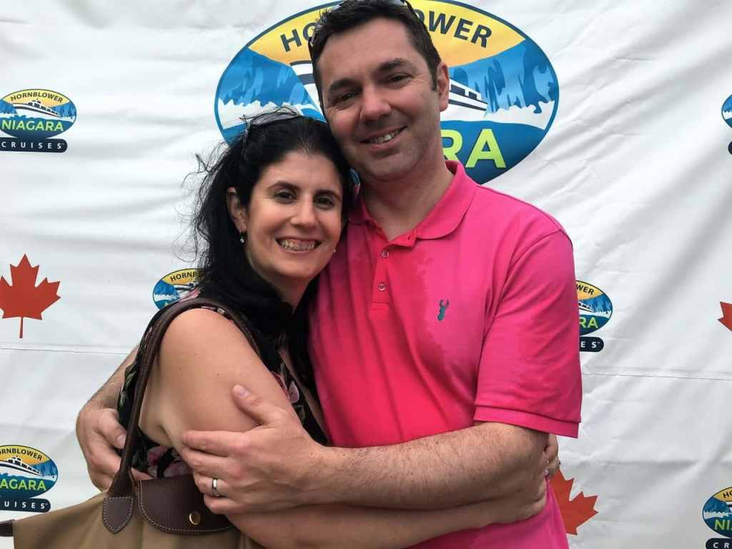 """After the cruise, we may be wet but we were all smiles! - - """"Hornblower Niagara Cruises Vs Maid of the Mist"""" - Two Traveling Texans"""