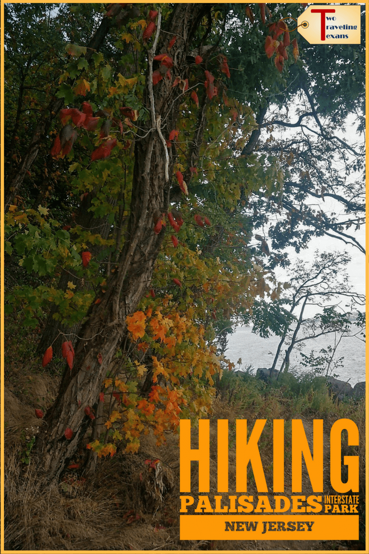 Tips for your visit to Palisades Interstate Park in New Jersey, USA to do some hiking.  Includes video. #hikinginnewjersey #usa #palisadesinterstatepark #easyhike