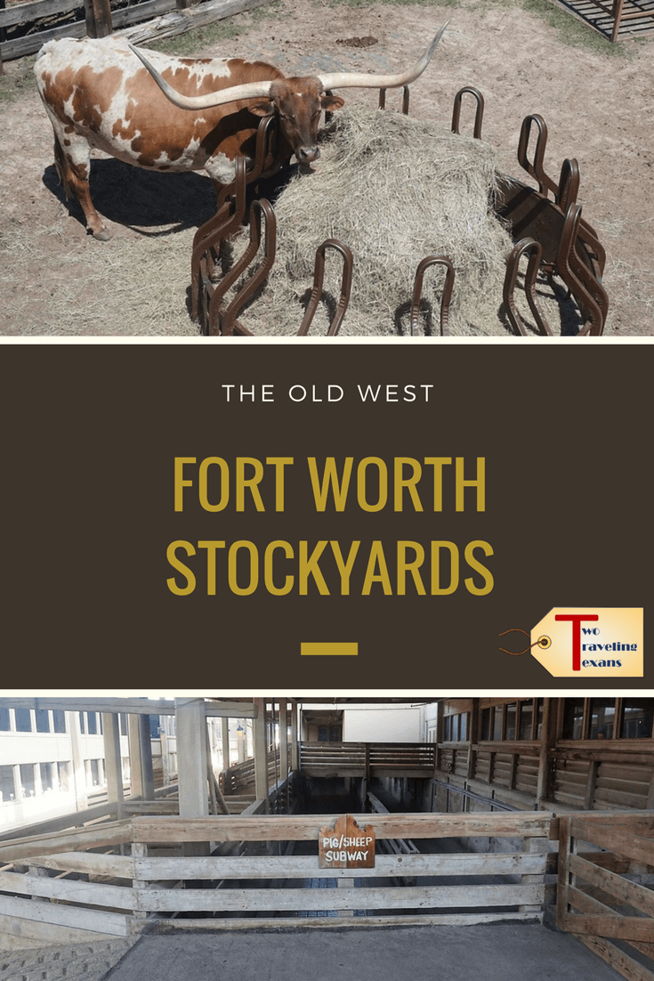 Find out the best things to do during your visit to the Fort Worth Stockyards! #dfw #fortworth #fortworthstockyards #texas #texaslonghorn #cattledrive #oldwest #history #cattleindustry #whattodoinfortworth
