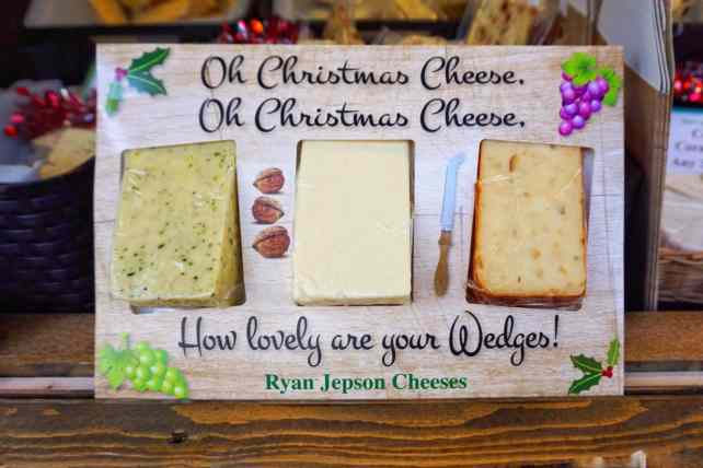 """This made me smile! - """"St. Nicholas Fair York Christmas Market Guide"""" - Two Traveling Texans"""
