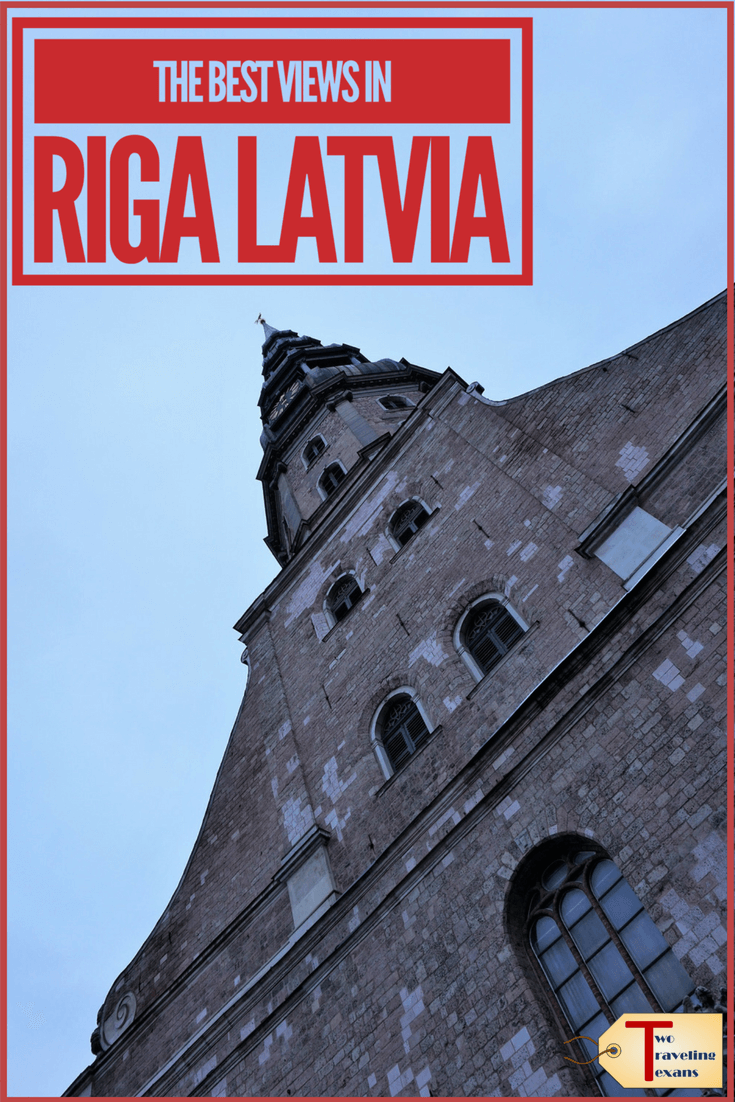 Wanna find the best views in Riga, Latvia? Check out our 4 recommendations and check out our video.  Riga Latvia Travel | Riga Old Town | Riga Latvia Photography #visitriga #rigalatvia