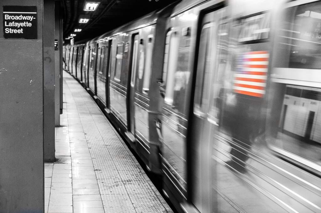 """The subway is the best way to get around the city in many cases. - """"Tips for Visiting New York City For the First Time"""" - Two Traveling Texans"""