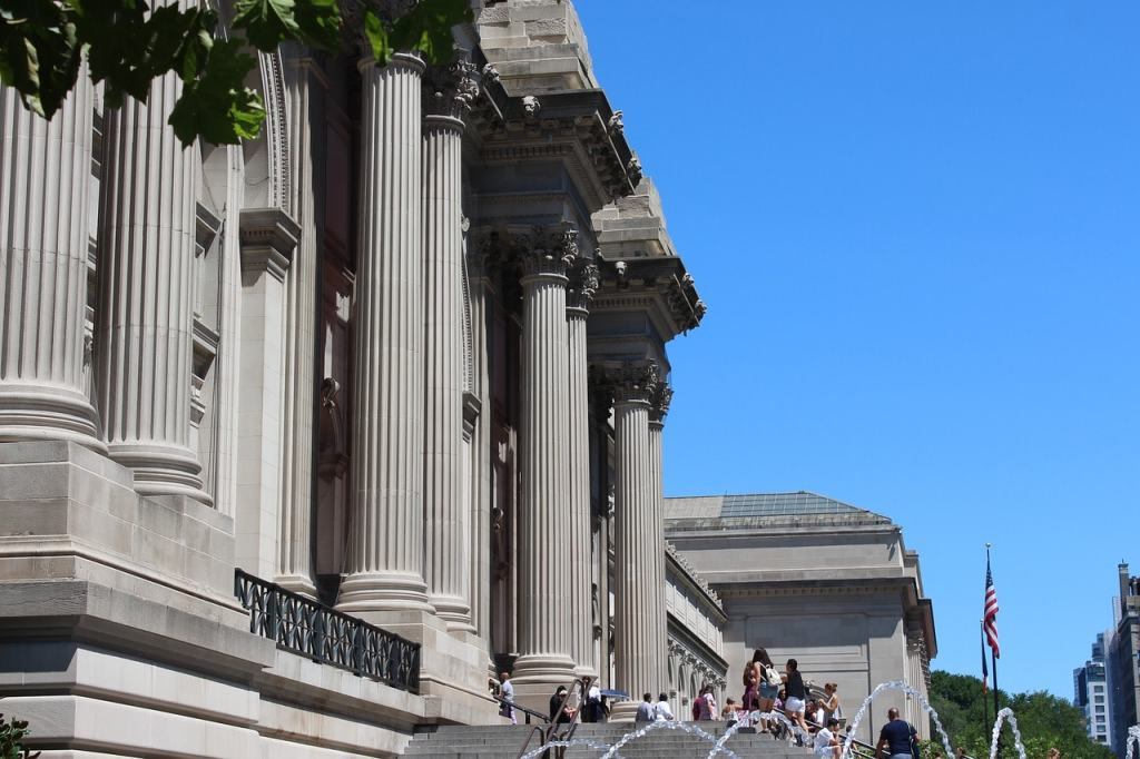 """The Metropolitan Museum of Art is one of the best museums in the world. - """"Tips for Visiting New York City For the First Time"""" - Two Traveling Texans"""