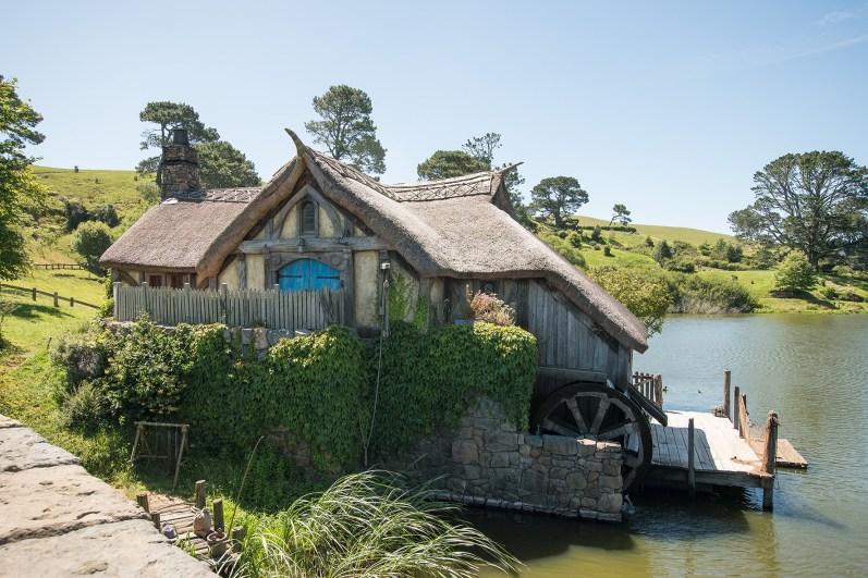 Hobbiton: The Mill