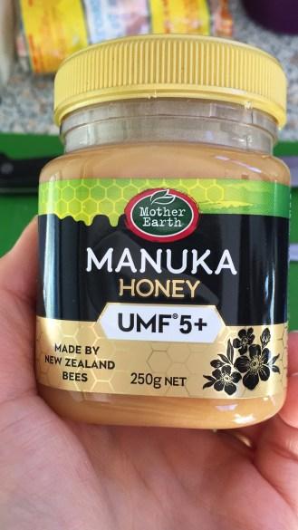 Almost magical: Manuka Honey