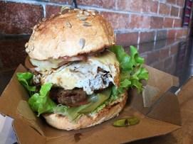 Burger at BayGer