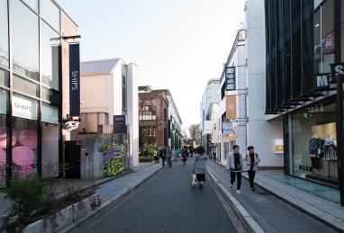 More small shops in Harajuku