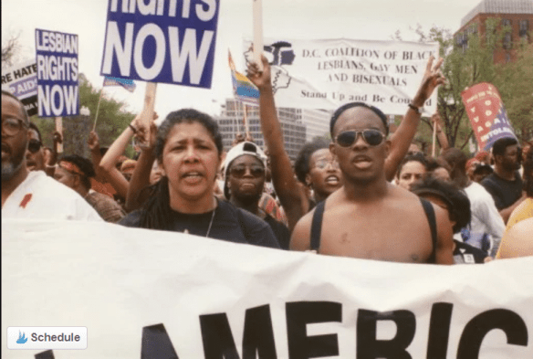 March on Washington for Lesbian, Gay, and Bi Equal Rights and Liberation — April 25, 1993