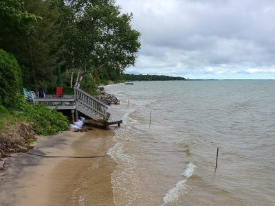 High Water in Grand Traverse
