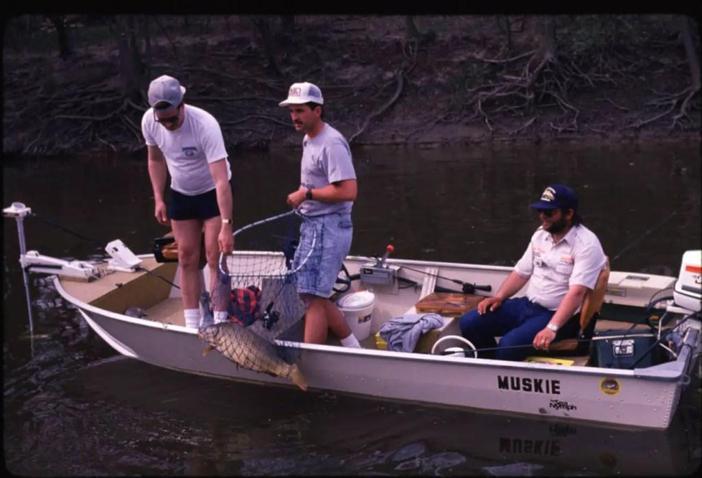 Carp Fishing - Great Lakes Asian Carp
