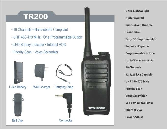TR200