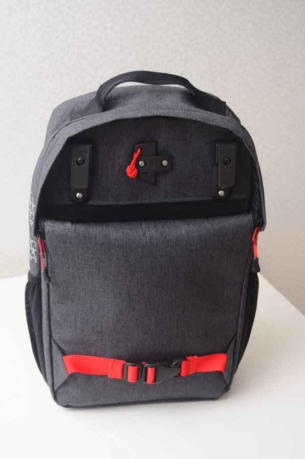 Pannier Backpack Pannier Mode