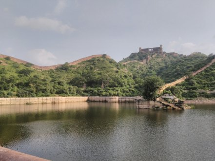 View of Amer Palace