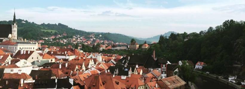 A Fairytale Town in the Czech Republic