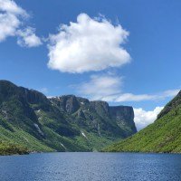 Exploring Newfoundland's West Coast: Western Brook Pond Boat Tour