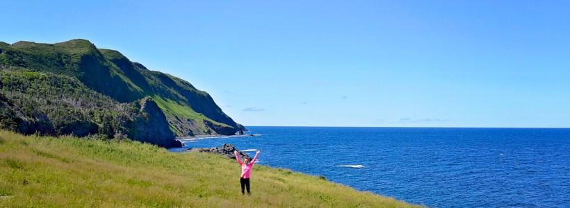 Exploring Newfoundland's West Coast: Hiking Green Gardens