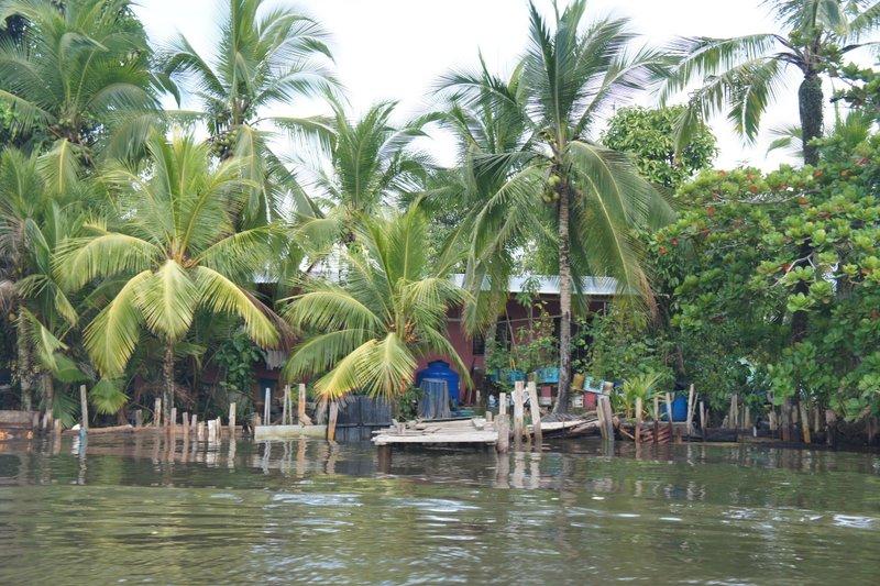 Typical Panama Housing