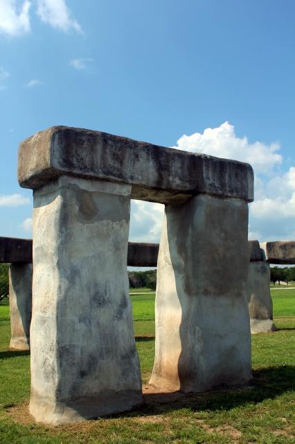 Stonehenge II phi at Ingram, Hill Country, TX.
