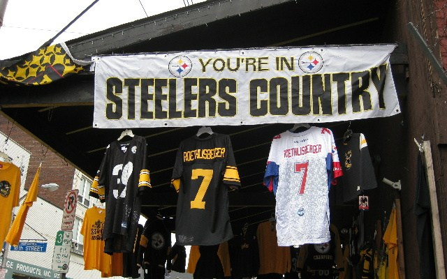 Steelers - You're in Steelers Country - Two Worlds Treasures