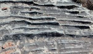 Copper Breaks State Park - Permian Sea Tide Ripples_1