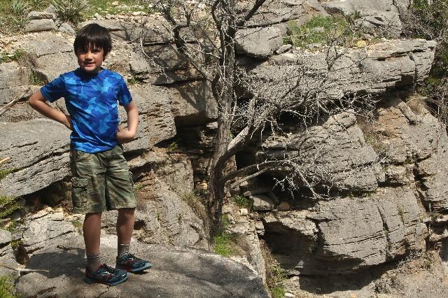 Colorado Bend: Dogleg Canyon rim: Two Worlds Treasures