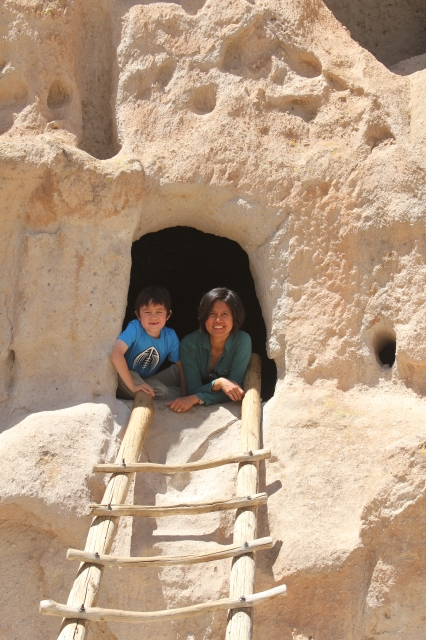 Santa Fe & Albuquerque - Bandelier National Monument - Two Worlds Treasures