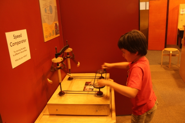 Santa Fe & Albuquerque - Explora Speed Comparator - Two Worlds Treasures