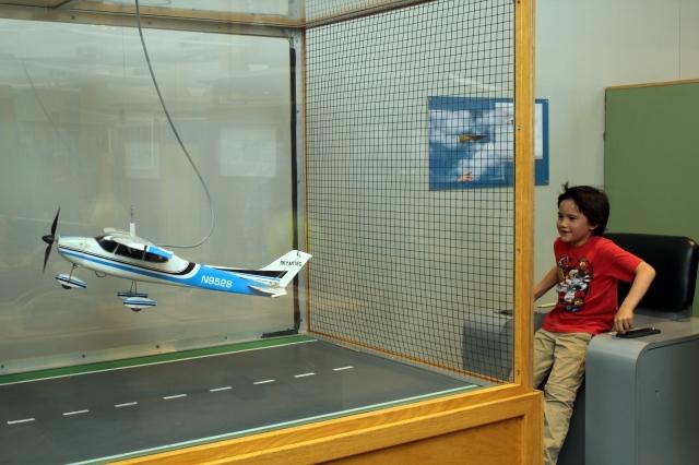 Santa Fe & Albuquerque - Explora, children museum - Two Worlds Treasures