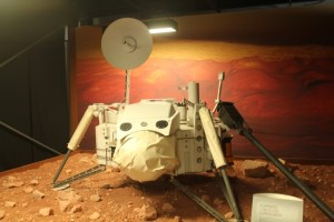 Space Discovery Center Foundation: Mars Viking Lander.