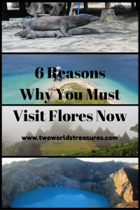 6 Reasons Why You Must Visit Flores Now