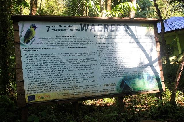 Two Worlds Treasures - 7 messages from Wae Rebo people, Wae Rebo, EAst Nusa Tenggara, Indonesia.