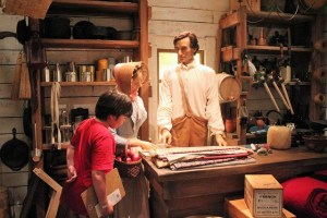 Abraham Lincoln Presidential Museum: Abe & Ann: Two Worlds Treasures