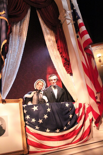 Abraham Lincoln Presidential Museum: Ford's Theater: Two Worlds Treasures