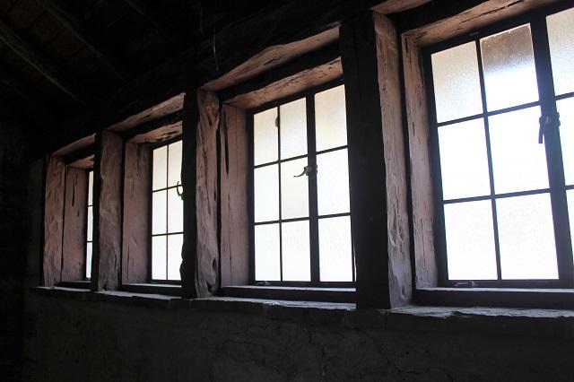 Longhorn Cavern - windows - Burnet, TX - Two Worlds Treasures