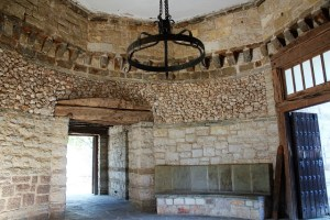 Longhorn Cavern - CCC building interior - Burnet, TX - Two Worlds Treasures